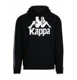 Kappa Banda hurtado hoodie - zwart