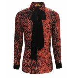 Goldie Estelle Tansy blouse - rood