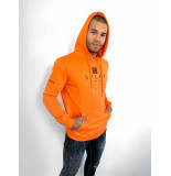 Explicit  Brand hoodie 1811-02 - oranje