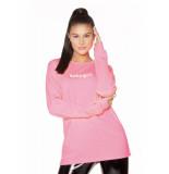 LA Sisters Long sleeve babygirl roze