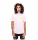 Radical Elio badget-shirt - wit