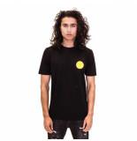 Radical Elio badge t-shirt - zwart