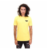 Radical Elio basic t-shirt geel