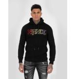 Explicit  Colors hoodie - zwart