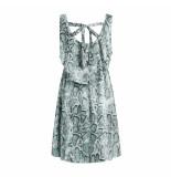 Given Nanzo jurk blauw