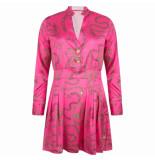 Delousion Skyler jurk - roze