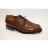 Van Bommel brown dover calf
