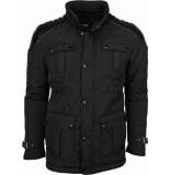 Zone Winterjassen zwart