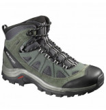 Salomon Wandelschoen authentic ltr gtx asphalt night forest groen