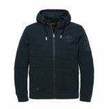 PME Legend Hooded jacket waffle jersey salute psw192414