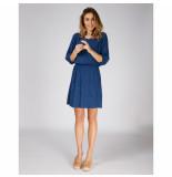 Moscow Dress sp19-28.02 blauw