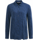 Moscow Blouse sp19-28.01 blauw