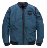PME Legend Bomber jacket pioneer majolica pja191103 blauw