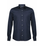 Slim Bridge 19-003 navy blauw