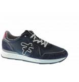 Floris van Bommel Sneaker f blauw