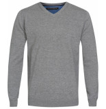 Michaelis Pullover light grey grijs