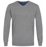 Michaelis Pullover light grey