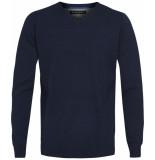 Michaelis Pullover navy blauw