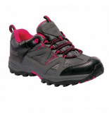 Regatta Wandelschoen kids gatlin low granite duchess grijs