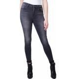 LTB Jeans Amy black denim enna wash zwart