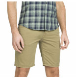 PME Legend Curtis short cotton twill mermaid groen
