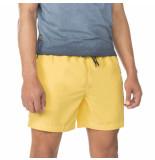 PME Legend Logo swim short poplin mimosa geel