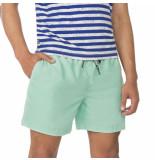 PME Legend Logo swim short poplin opal groen