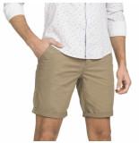 PME Legend Wingtip short cotton twill timberwolf bruin