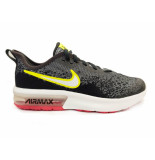 Nike Sneakers air max sequent 4 kids grijs