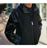 Peuterey Karimun jas zwart