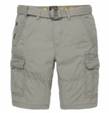 PME Legend Engine short fast forward twill moonmist grijs