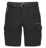 PME Legend Engine short fast forward twill antracite grijs