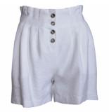 Sparkz Short taila off-white sparkz ecru