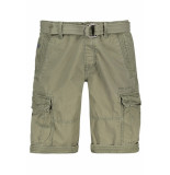 PME Legend Butter canvas engine short psh194651 6414 groen