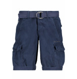 PME Legend Butter canvas engine short psh194651 5287 blauw
