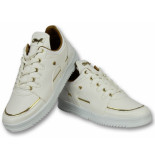 Cash Money Hoge sneakers online wit