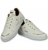 Cash Money Hoge sneakers online wit