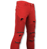Urban Rags Rode broeken mannen