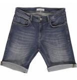 Just Junkies Mike shorts base blue blauw denim