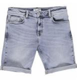 Just Junkies Mike shorts ozon plain blauw denim