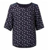 YAYA T-shirts tops 127314 blauw