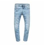 G-Star G-star 3301 slim jeans blauw
