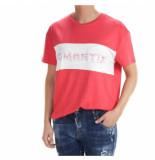 Zoe Karssen Roantix boyfriend t-shirt rood