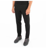 Versace Collection pantaloni teuto zwart