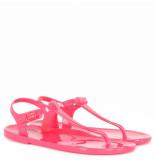 EA7 Sandals rood