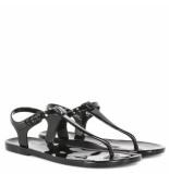 EA7 Sandals zwart