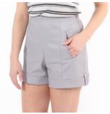 Patrizia Pepe Pantaloni trousers grijs