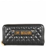 Love Moschino Wallet zwart