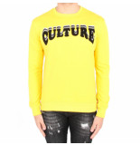XPLCT Studios Culture sweater geel