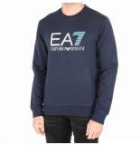 EA7 Sweatshirt blauw